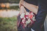 喜结良缘浪漫婚礼祝福语