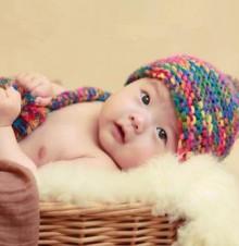 愿欢乐永远吻着你 愿宝宝快快成长