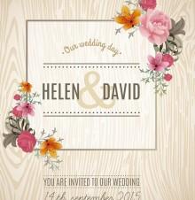 微信婚礼请柬怎么写,婚礼请柬邀请函模板