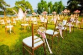 举办一场秋季婚礼需要哪些装饰?