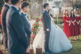 简约浪漫唯美婚礼祝福语