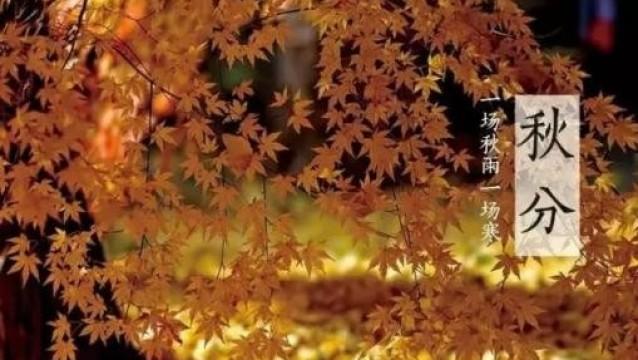 节气秋分有哪些传统节气习俗?