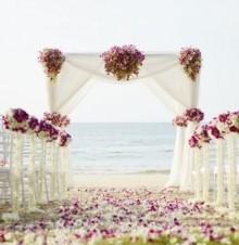 结婚了,无比幸福,更无比难忘!
