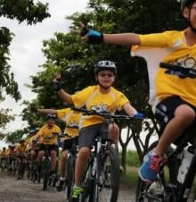骑自行车减肥夏令营有效果吗?
