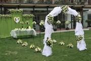 婚礼上清新自然完婚赠言!