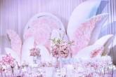 甜美爱情花朵结婚婚宴主持词