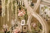 婚礼布置有哪些流行的花饰?