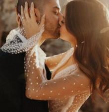 婚礼仪式上,有哪些亲吻技巧呢?