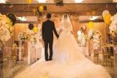 唯美浪漫大气婚礼祝福语