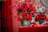 中式婚礼布置鲜花的美好寓意!