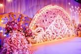 浪漫主题婚礼背景设计!