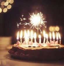 生日快乐 祝你幸福绵延