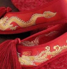 婚礼中藏鞋习俗!