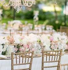蕾丝主题婚礼,女生的梦幻婚礼!