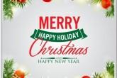 如何制作电子圣诞节邀请函呢?