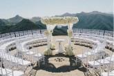 文艺小清新主题婚礼,给来宾留下完美的印象!