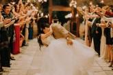 轻奢唯美浪漫婚礼祝福语
