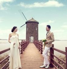 新婚快乐 一生相依相伴