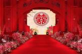 古典中国风浪漫婚礼祝福语