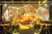 参加婚礼一句简单的祝福语!