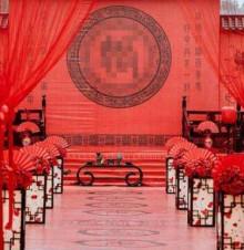 简单的汉式婚礼流程