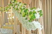素雅纯白艺术结婚祝福语