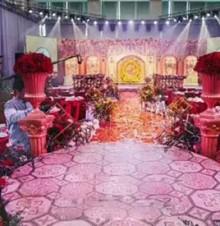 清纯校园风主题婚礼