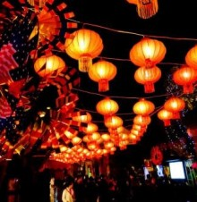 元宵节对朋友的祝福语范文