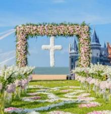 祝愿你们结婚开心,美满幸福!